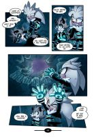 ''Heroes come back'' Chapter 3 Page 11 by FinikArt