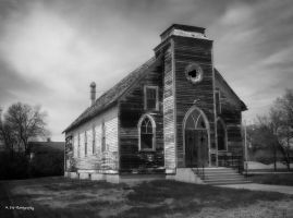 Old Church by erbphotography