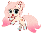 Chibi Peaches [2018] by Lucill-dreamcatcher