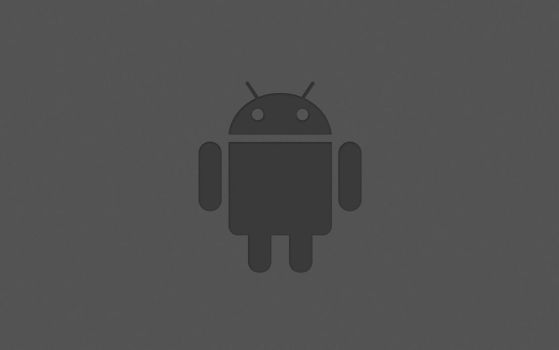 Android Simple Grey by odamiean