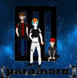 Anime Paramore by AlexMcElwee
