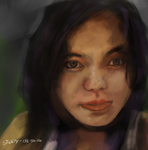 02_Portrait by totopc