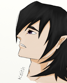 Keith by Srhwoneah