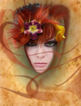 Photo manipulation - Flowers by TomMillyard