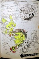 To be Continued-Sanic by heitor-jedi