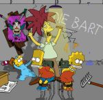 Sideshow Bobs Vendetta by Parallel-ATR