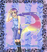colours OC redone version by RyuKais-Comix