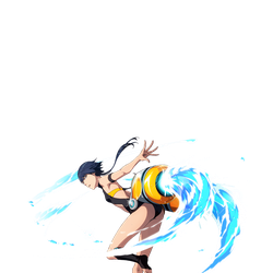 Soi Fon - Swimsuit version by Androkording
