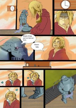 FMA: The Abducted  Alchemist Ch 1 Pg 2 by salamangkiro