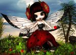 Strawberry Cookie bug by Avia-Sunanda