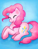 Pinkie Again by SteveHoltisCool