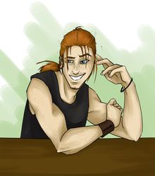 Request - Bill Weasley by Loonalily