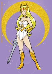 She Ra Princess of Power by Inspector97
