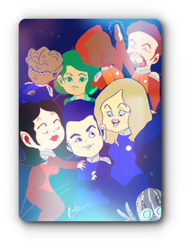 Orville Gang! by LoriAndroid2000
