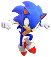 Let's blast through with Sonic speed! by TBSF-YT