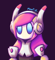Susie (Kirby Planet Robobot) by MegaFluffy99