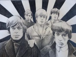 The Rolling Stones - I Can't Get No Satisfaction by professorwagstaff