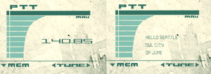 MGS WMP Controller Rainmeter by PoisonAlvie