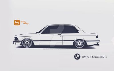 BMW 3-Series (E21) by SrCky