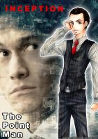 Inception - The Point Man by Shiita