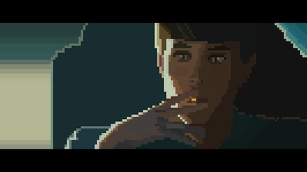 Blade Runner by pixelcatto