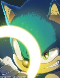 Sonic by HeavyMetalHanzo