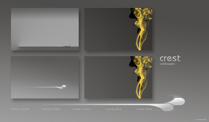 Crest: Wallpaper Pack by Leuchtstoff