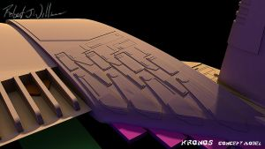 My Version Of Kronos 1 Study Model part 61 by XFozzboute