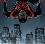 Miles Morales by lukesparrow
