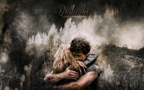 Bellarke Wallpaper - For Memories on Art Design by RikkutheThief