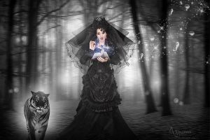 Magic Witch 1 by annemaria48