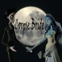 Corpse Bride by cosmicship