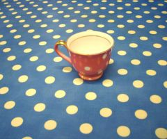Cup by Beautelle-stock