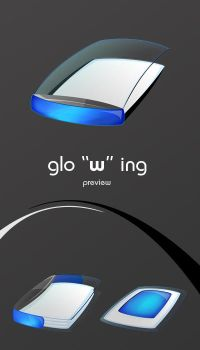 glo'w'ing preview by CallMeWhatEver