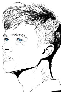 Dane Dehaan by deldesanges