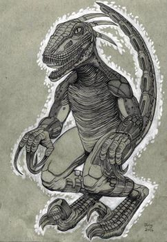 Riptor by JUNGDRAW
