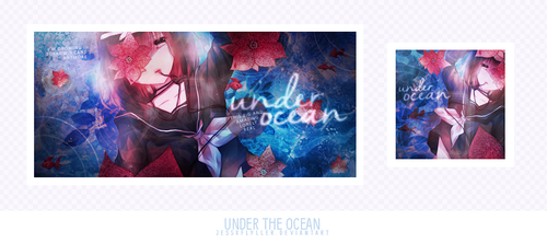 Under the Ocean | Reto Diario by JessxFlyller