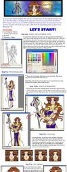 Tutorial: Coloring in MS Paint by SailorDream