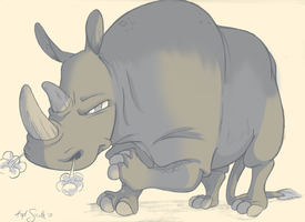 Don Bluth contest entry by Miss-Interocitor