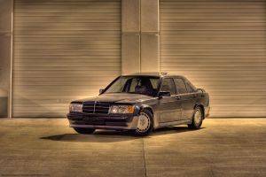 190E HDR by Bloodred070