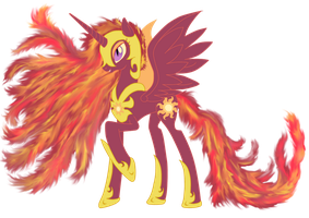 Sunburn Blaze by MelodyCrystel