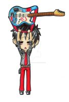 Billie Joe Paperchild by PrincessBlackRabbit