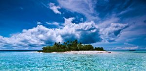Virgin Island II by Ibrahim-K