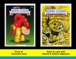 FOR SALE: GARBAGE PAIL KIDS Exclusive Sketch Card! by DeJarnette