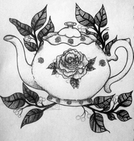 Teapot by SneakyKlaus