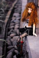 Astaria Lexi : By the Creek by BlackMageAlodia