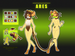 [C: Ref] for Ares by Chikunia