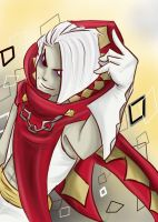 Demon Lord Ghirahim by ThePaleGurkin