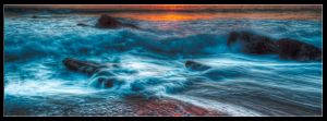 Painting with waves by Wivelrod