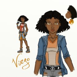 Virgo Concept WIP by Irisa007